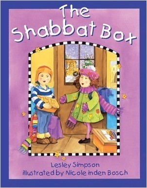 Cover: The Shabbat Box