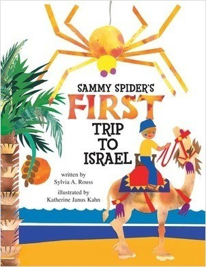 Cover: Sammy Spider's First Trip to Israel