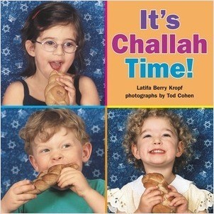 Cover: It's Challah Time!
