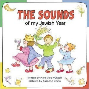 Cover: The Sounds of My Jewish Year