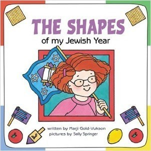 Cover: The Shapes of My Jewish Year