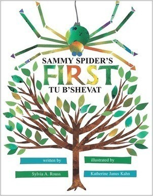 Cover: Sammy Spider's First Tu B'Shevat
