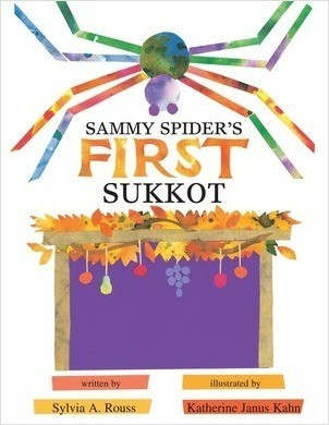Cover: Sammy Spider's First Sukkot