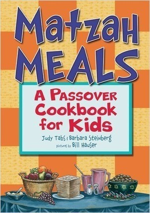 Cover: Matzah Meals: A Passover Cookbook for Kids