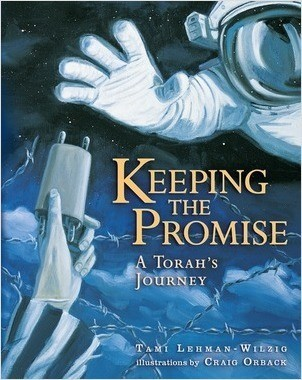 Cover: Keeping the Promise: A Torah's Journey