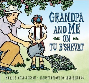 Cover: Grandpa And Me on Tu B'Shevat