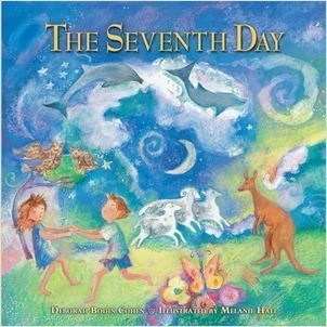 Cover: The Seventh Day: A Shabbat Story