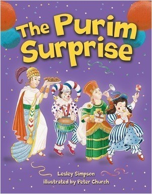 Cover: The Purim Surprise