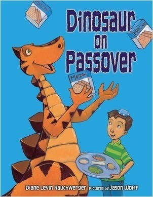 Cover: Dinosaur on Passover