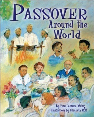 Cover: Passover Around the World
