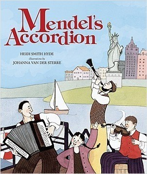 Cover: Mendel's Accordion