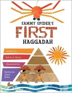 Cover: Sammy Spider's First Haggadah