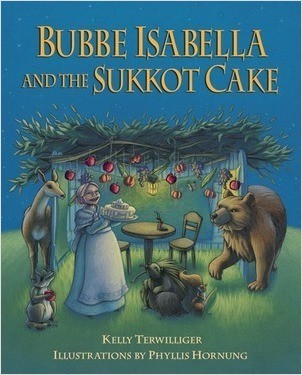 Cover: Bubbe Isabella and the Sukkot Cake