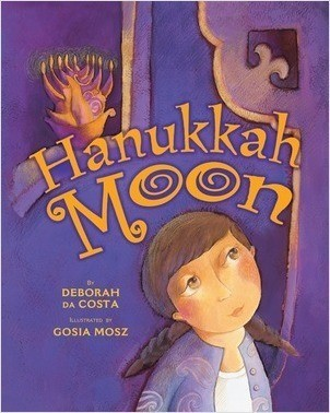 Cover: Hanukkah Moon