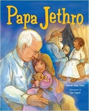 Cover: Papa Jethro