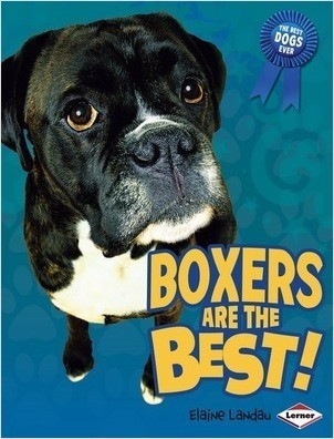 Cover: Boxers Are the Best!