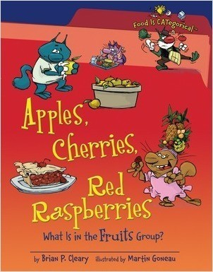Cover: Apples, Cherries, Red Raspberries: What Is in the Fruits Group?