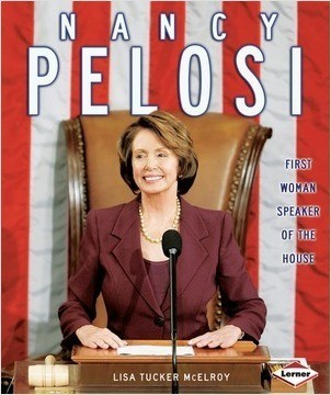 Cover: Nancy Pelosi: First Woman Speaker of the House