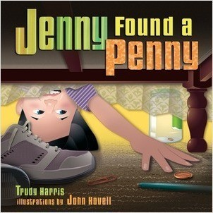 Cover: Jenny Found a Penny