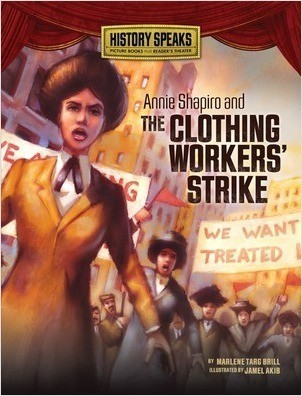 Cover: Annie Shapiro and the Clothing Workers' Strike