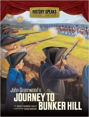 Cover: John Greenwood's Journey to Bunker Hill