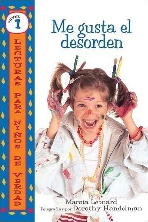 Cover: Me gusta el desorden (I Like Mess)
