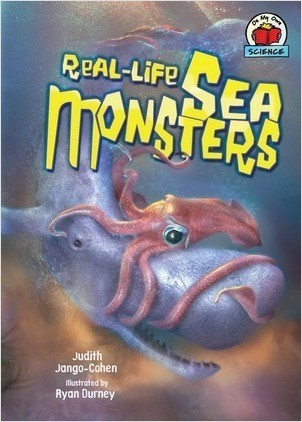 Cover: Real-Life Sea Monsters