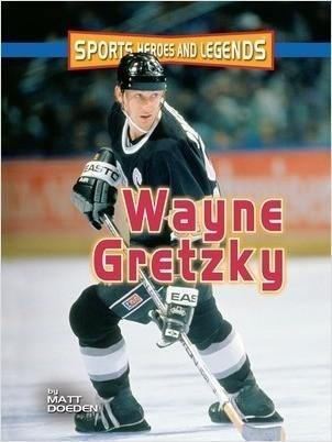Cover: Wayne Gretzky