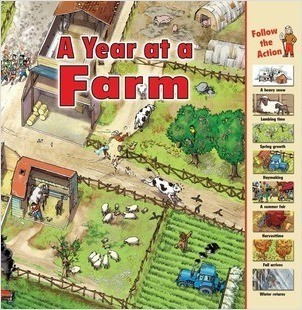 Cover: A Year at a Farm
