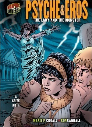 Cover: Psyche & Eros: The Lady and the Monster [A Greek Myth]