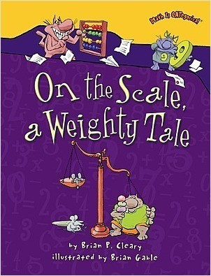 Cover: On the Scale, a Weighty Tale