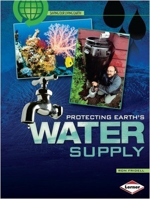 Cover: Protecting Earth's Water Supply