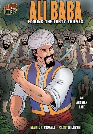 Cover: Ali Baba: Fooling the Forty Thieves [An Arabian Tale]