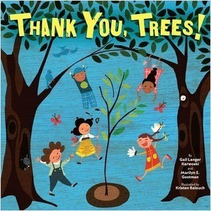 Cover: Thank You, Trees!