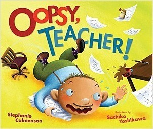 Cover: Oopsy, Teacher!