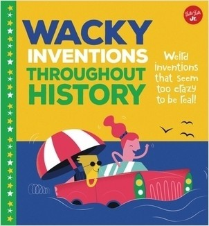 Cover: Wacky Things Spring 2019 New Releases — Library Bound Set