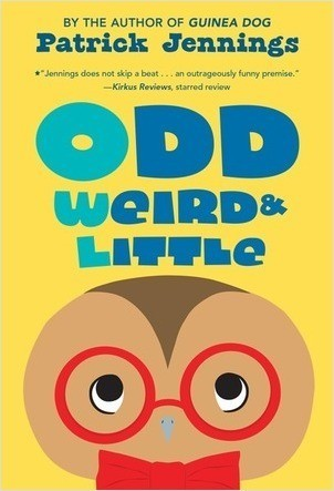 Cover: Odd, Weird & Little