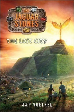 Cover: The Lost City