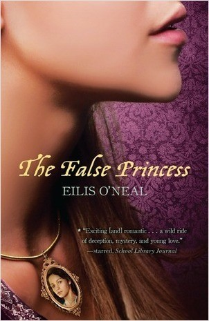 Cover: The False Princess
