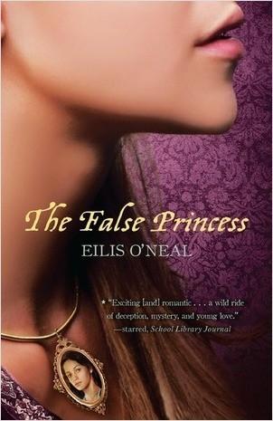 Cover: The False Princess