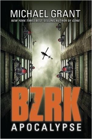 Cover: BZRK — Paperback Set