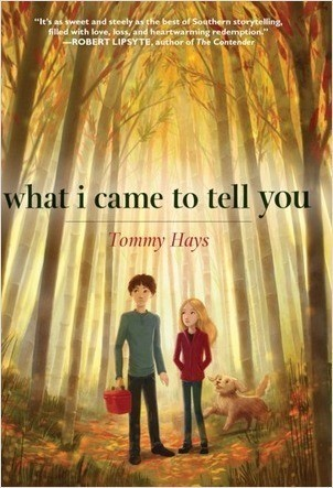 Cover: What I Came to Tell You