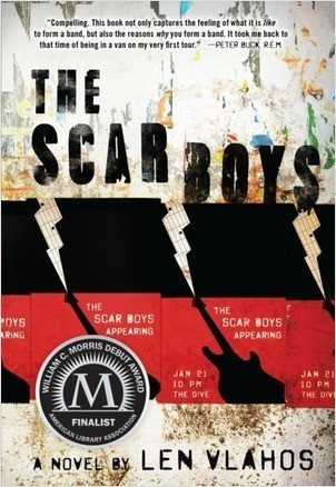 Cover: The Scar Boys