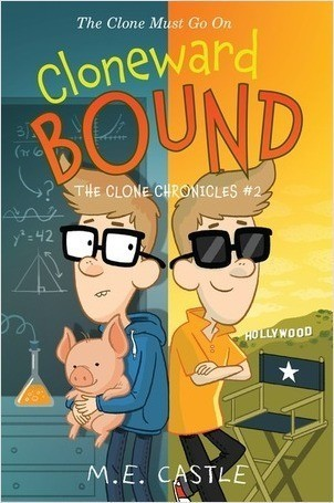 Cover: Cloneward Bound