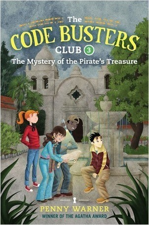 Cover: The Mystery of the Pirate's Treasure