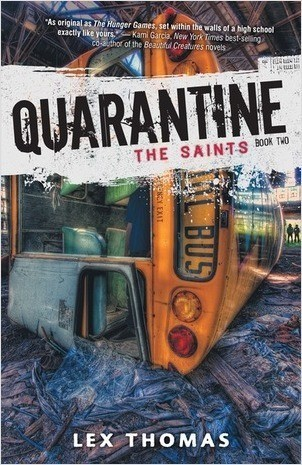 Cover: The Saints