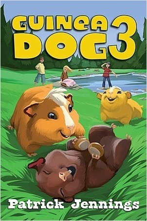 Cover: Guinea Dog 3
