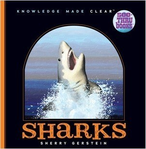 Cover: See-Thru Sharks