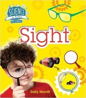 Cover: Science in Action: The Senses — Library Bound Set