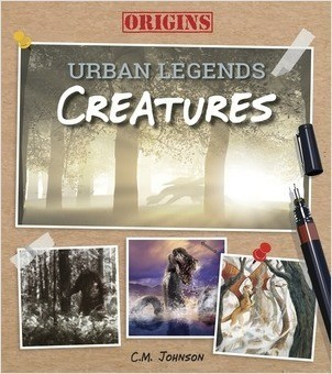 Cover: Origins: Urban Legends — Library Bound Set